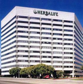 budynek firmy Herbalife