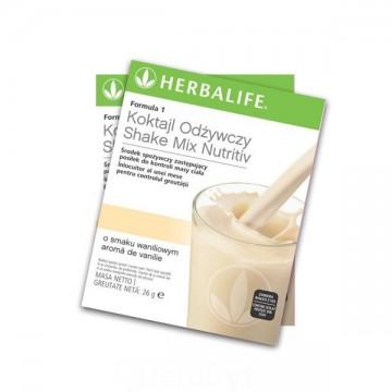 Koktajl odżywczy Herbalife w saszetkach (7szt)
